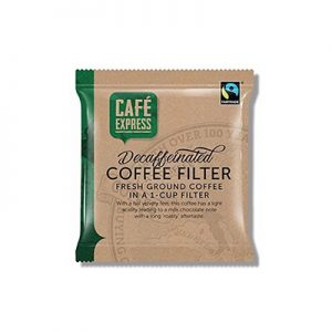 Cafe Express Decaf Coffee